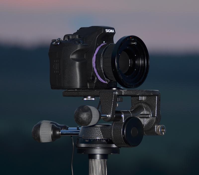 BLAUVISTA | Sigma SD1M DSLR with Mamiya RZ67 Lenses